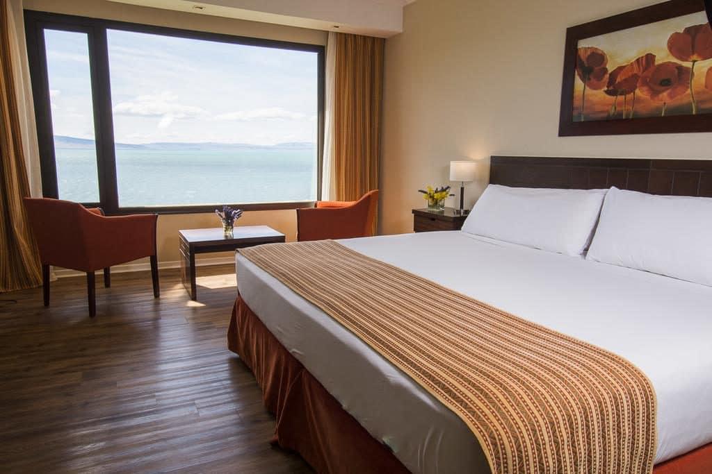Quarto do Xelena Hotel & Suites em El Calafate