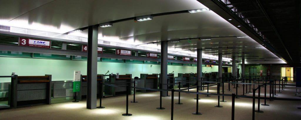 Aeroporto Internacional Comandante Armando Tola
