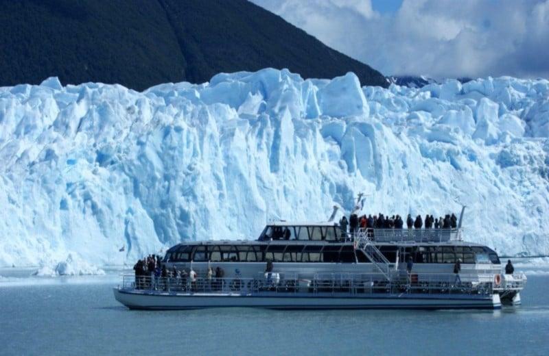 Excursão para a Geleira Perito Moreno