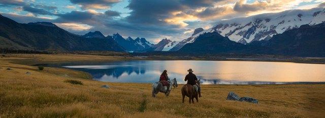 Cavalgadas por El Calafate