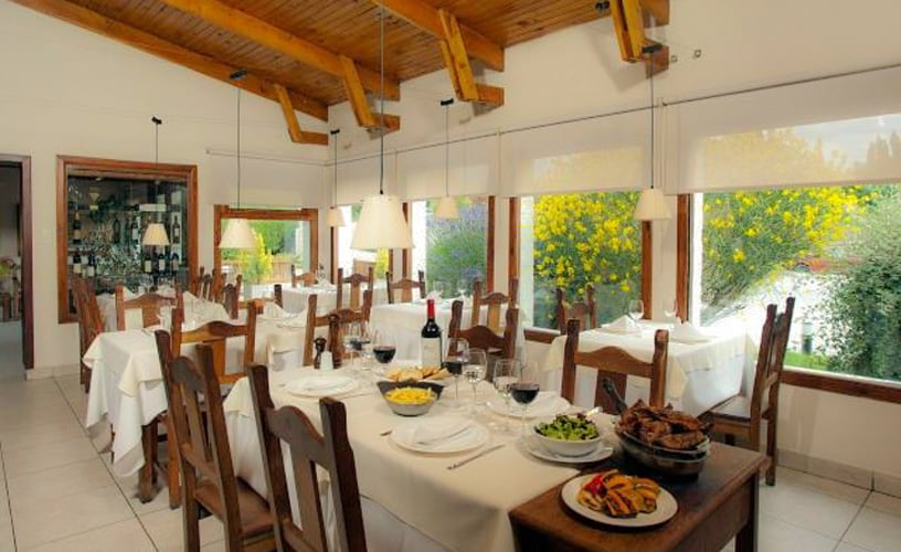 Restaurante La Tablita em El Calafate