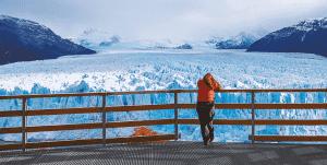 Trekking no Perito Moreno em El Calafate