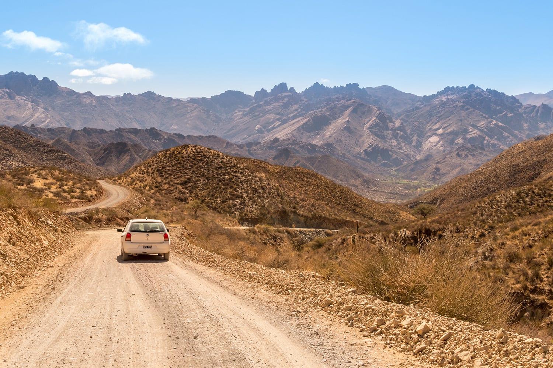 Como dirigir na Argentina
