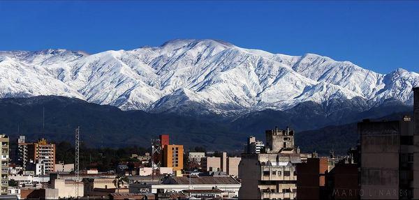 Clima em Salta durante o inverno