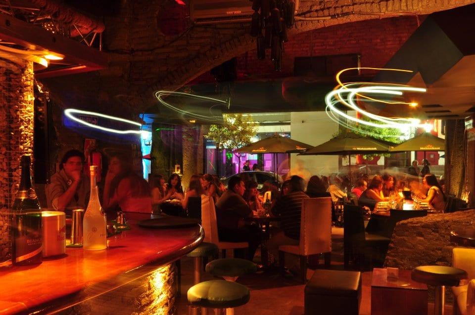 Green Dog Bar em Salta