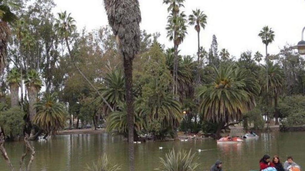 Parque San Martín em Salta, Argentina