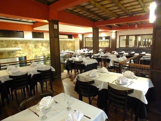 Restaurante El Charrua em Salta, Argentina