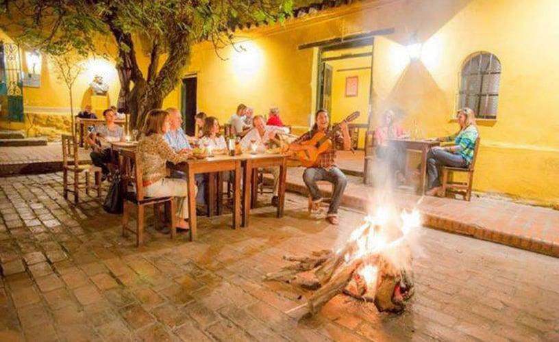 Restaurante La Casona del Molino em Salta
