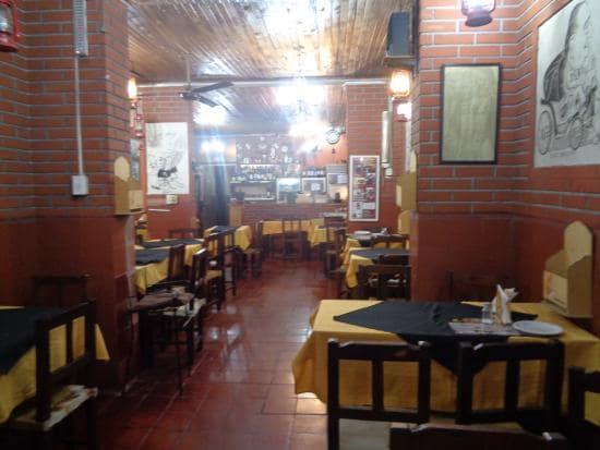 Restaurante La Criollita em Salta, Argentina