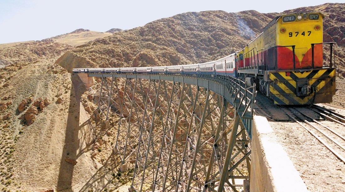 Pontos turísticos em Salta