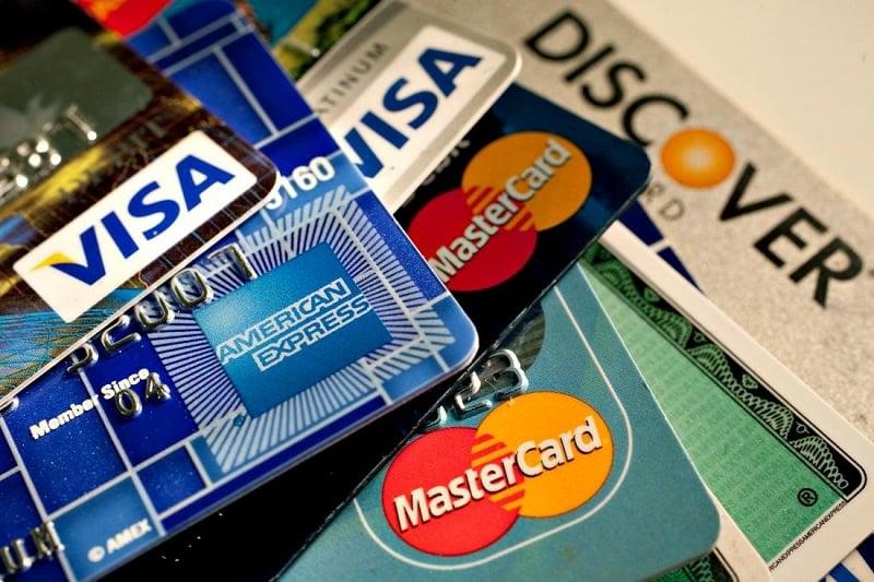 Usando o cartão de crédito em Salta