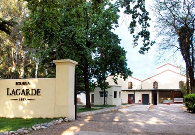 Bodega Lagarde em Luján de Cuyo, Mendoza