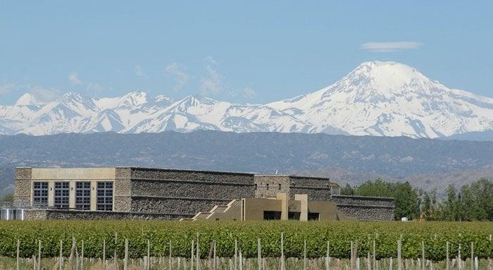 Vinícolas para comprar espumante em Mendoza: Bodega Séptima em Luján de Cuyo, Mendoza