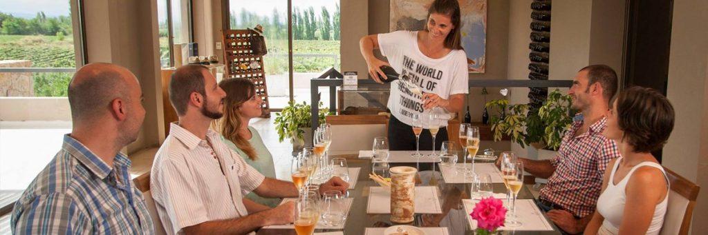 Vinícolas para comprar espumante em Mendoza: Bodega Cruzat. Bubbles Experience em Luján de Cuyo, Mendoza