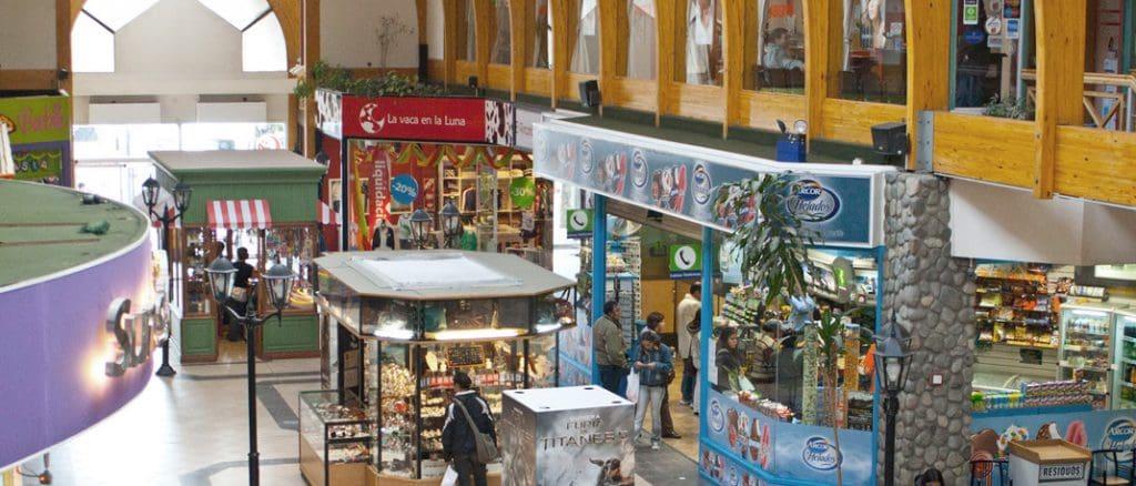 Shoppings em Bariloche