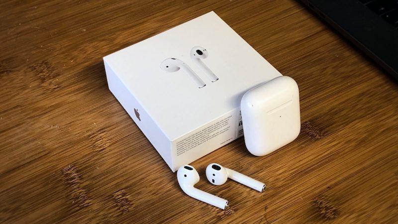 Onde comprar produtos da Apple em Mendoza: AirPods