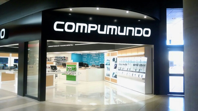 Onde comprar produtos da Apple em Córdoba: loja Compumundo