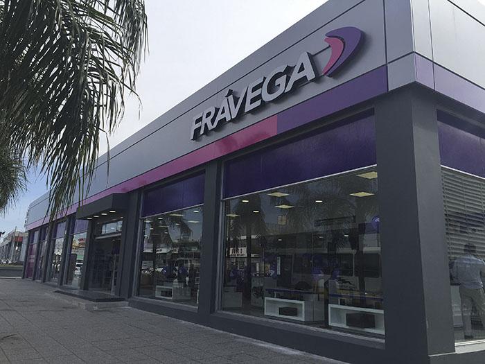 Onde comprar eletrônicos em Bariloche: loja Frávega