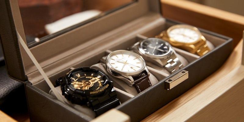 Onde comprar relógios em Bariloche: coleção de relógios