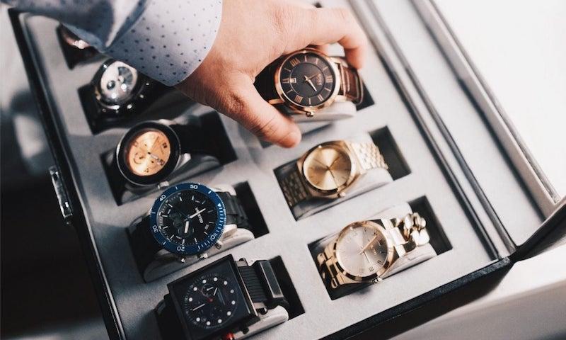 Onde comprar relógios em Buenos Aires: coleção de relógios