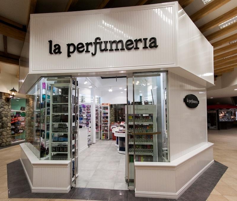 Onde comprar perfumes em Bariloche: La Perfumería