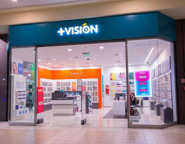 Onde comprar óculos escuros em Buenos Aires: Más Visión