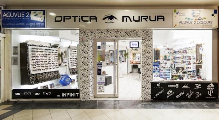 Onde comprar óculos escuros em Bariloche: Óptica Murúa no Shopping Patagonia