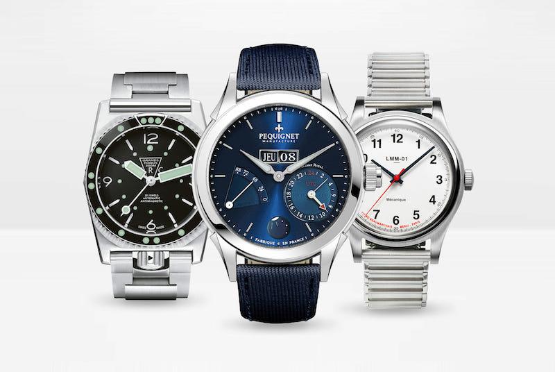 Onde comprar relógios em Bariloche