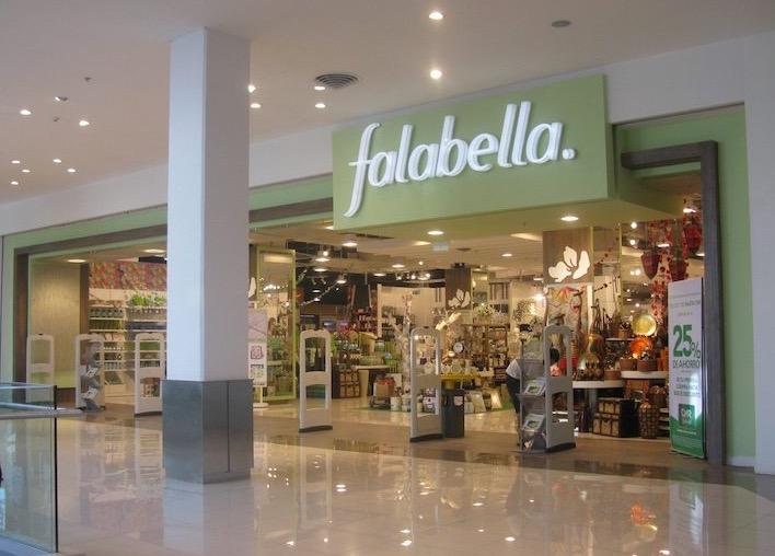 Onde comprar perfumes em Córdoba: Falabella no Shopping Nuevocentro
