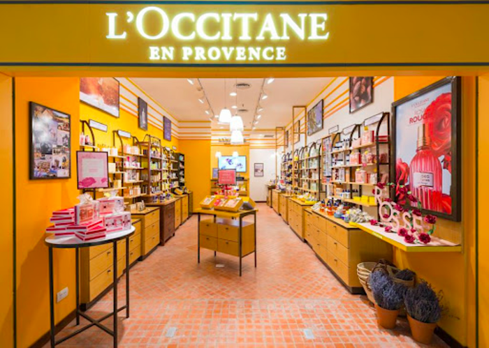 Onde comprar perfumes em Córdoba: L'Occitane no Shopping Patio Olmos