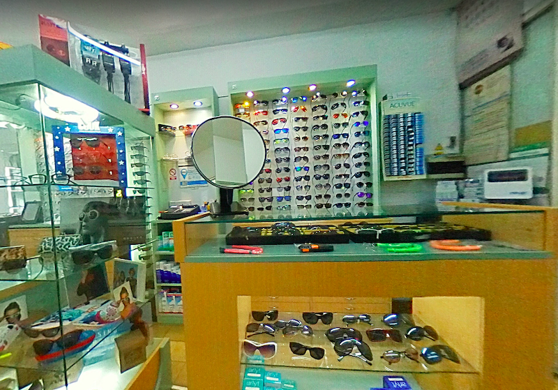 Onde comprar óculos escuros em Córdoba: ótica Galileo